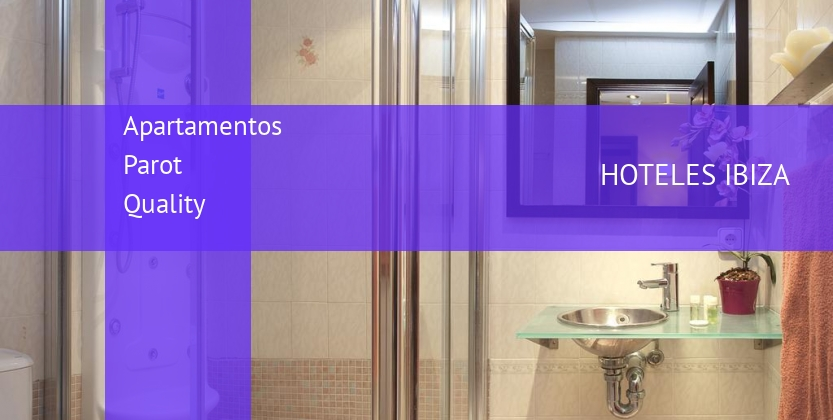 Apartamentos Parot Quality booking