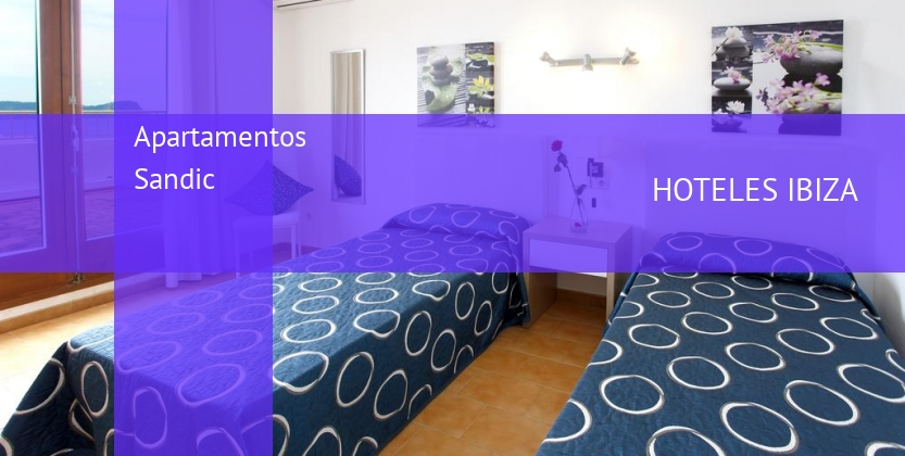 Apartamentos Sandic booking