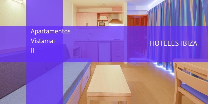 Apartamentos Vistamar II booking