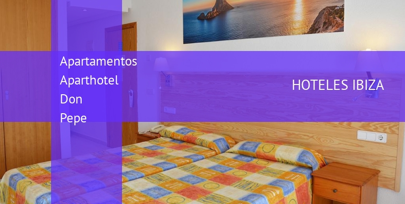 Apartamentos Aparthotel Don Pepe booking