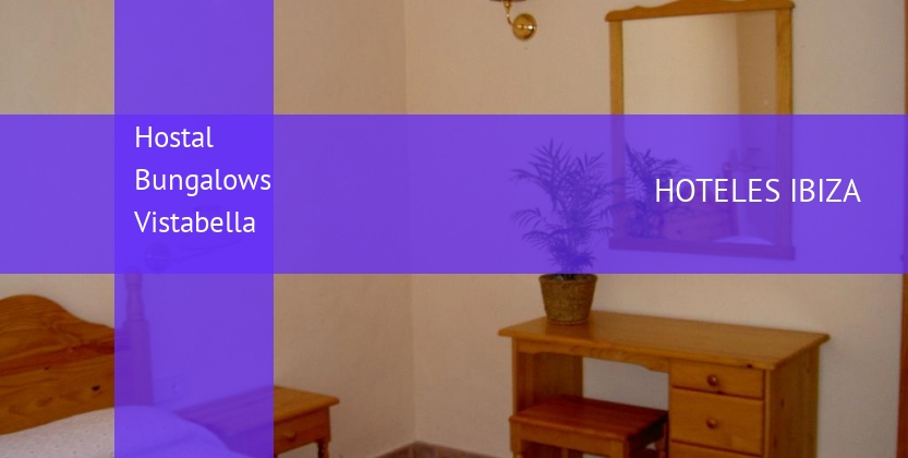 Hostal Bungalows Vistabella booking