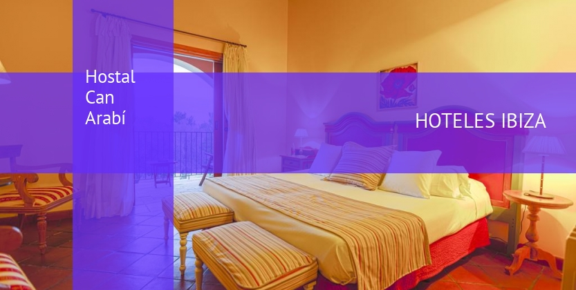 Hostal Can Arabí booking
