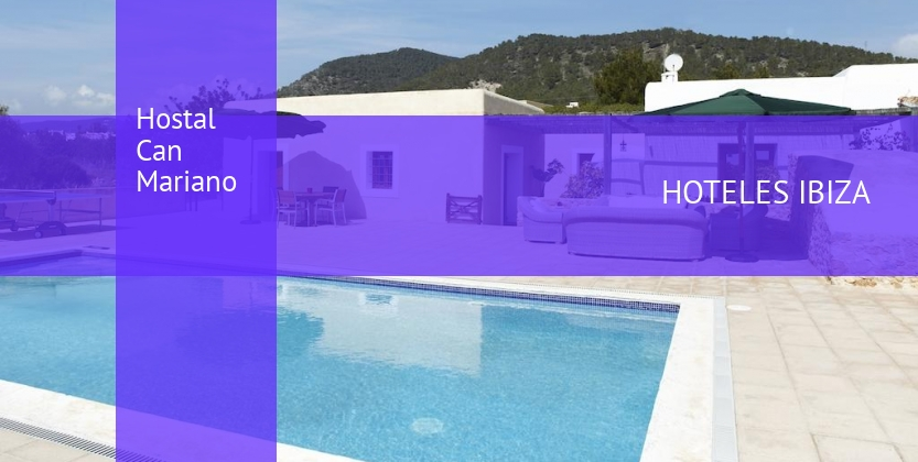 Hostal Can Mariano booking