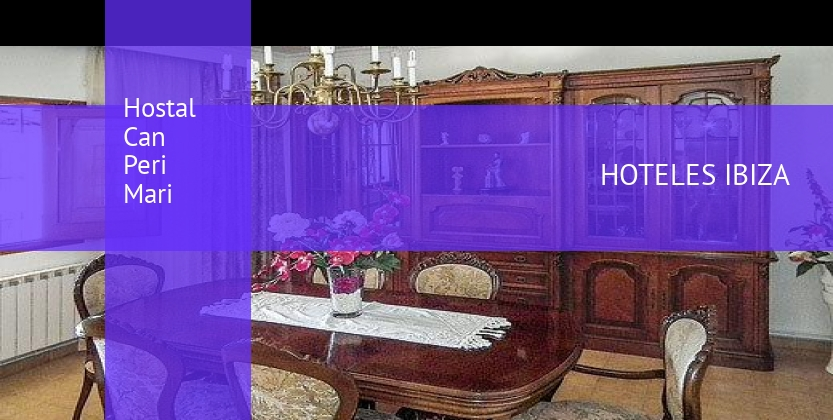 Hostal Can Peri Mari booking
