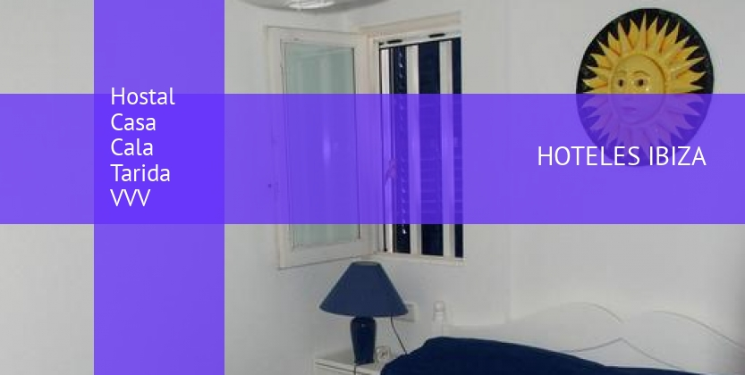 Hostal Casa Cala Tarida VVV booking