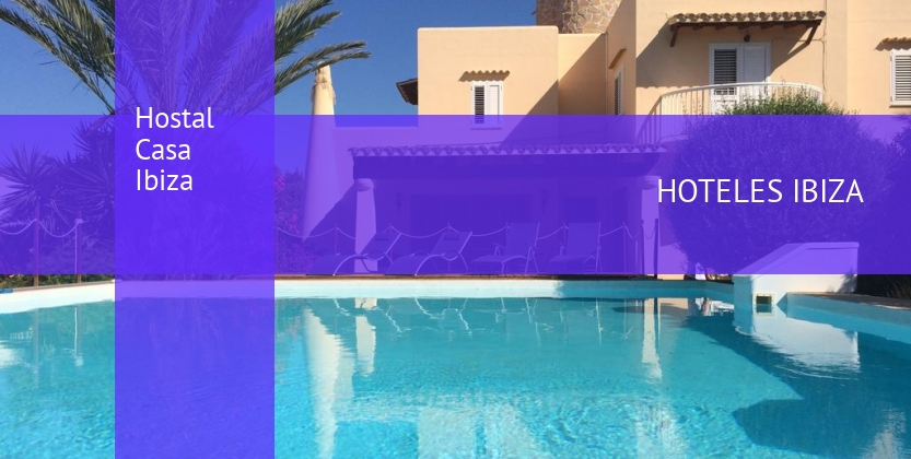 Hostal Casa Ibiza booking