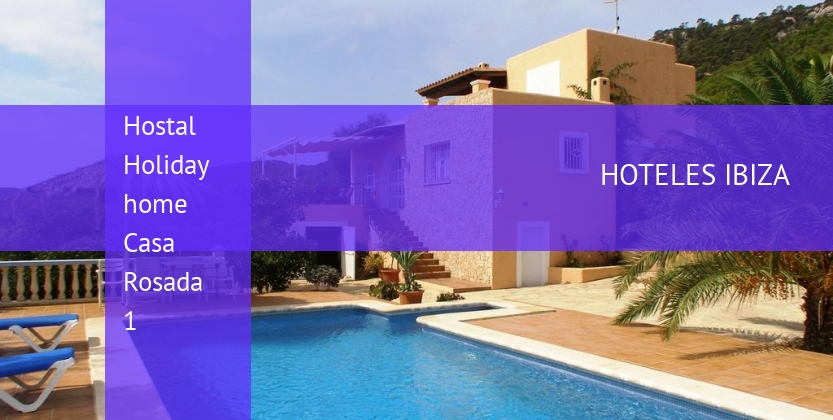 Hostal Holiday home Casa Rosada 1 reverva