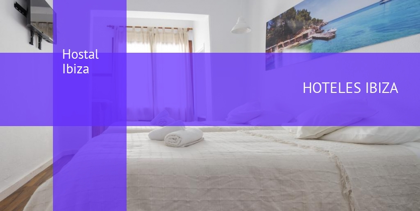Hostal Ibiza booking