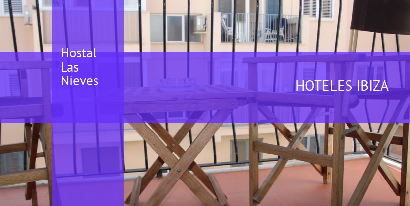 Hostal Las Nieves booking