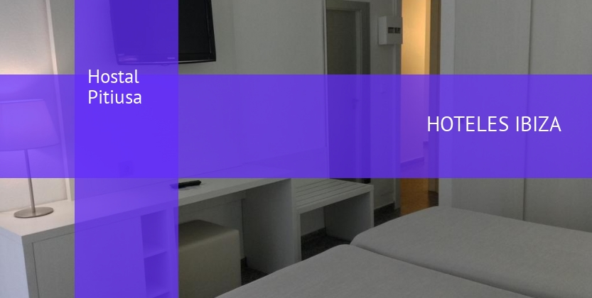 Hostal Pitiusa booking