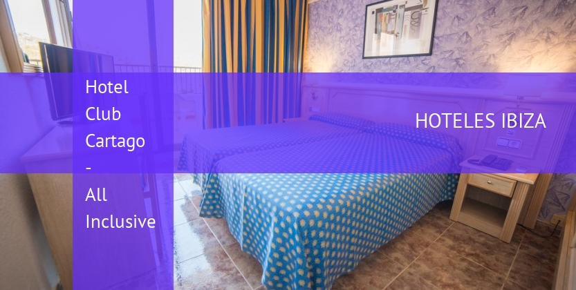 Hotel Club Cartago - All Inclusive reservas