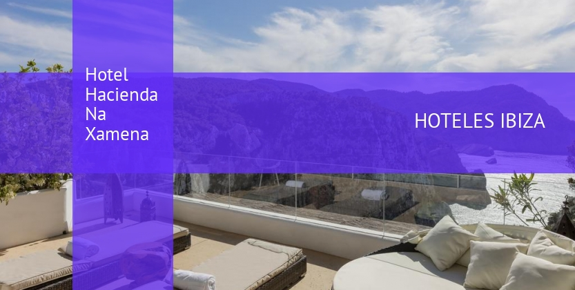 Hotel Hacienda Na Xamena booking