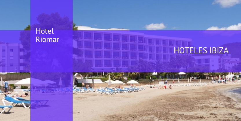Hotel Riomar booking