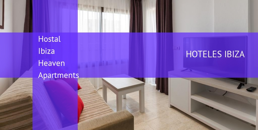 Hostal Ibiza Heaven Apartments barato