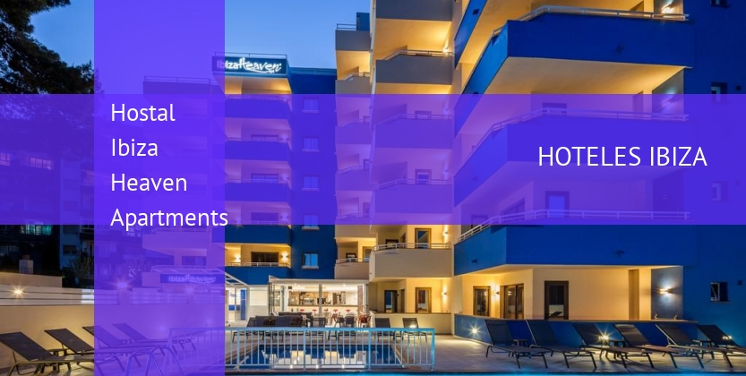 Hostal Ibiza Heaven Apartments