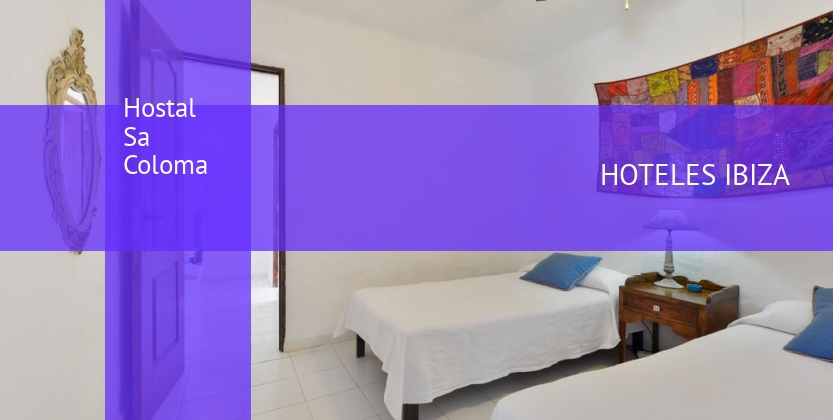 Hostal Sa Coloma booking