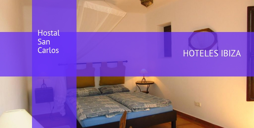 Hostal San Carlos booking