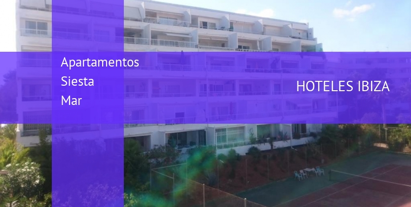 Apartamentos Siesta Mar booking