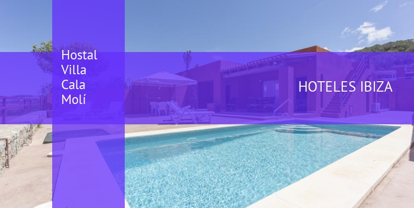 Hostal Villa Cala Molí booking