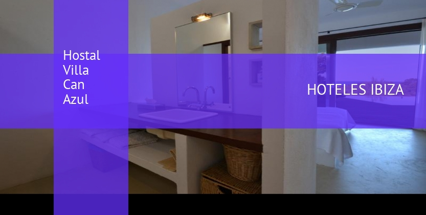 Hostal Villa Can Azul booking