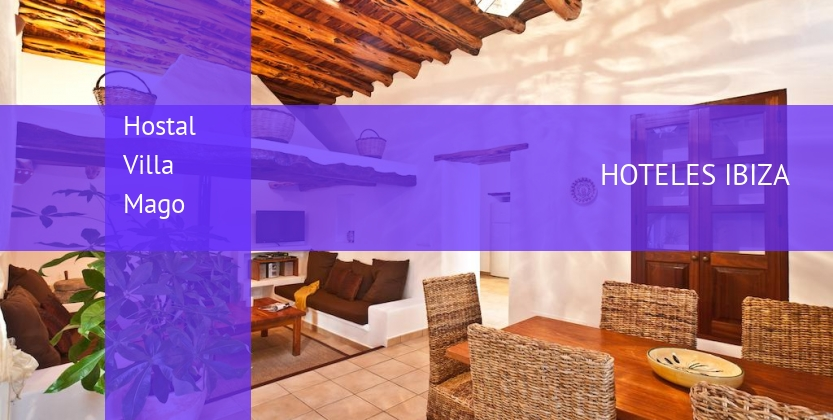Hostal Villa Mago booking
