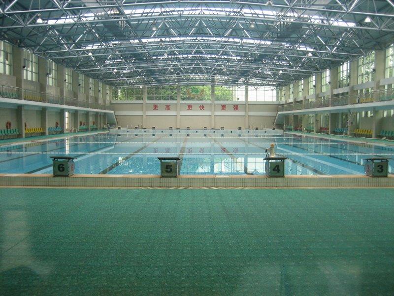 华南师大附中游泳馆