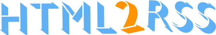 html2rss logo