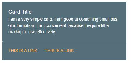 Screenshot of smart-card