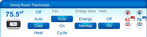 Screenshot of Vera Thermostat Control for 3M-50