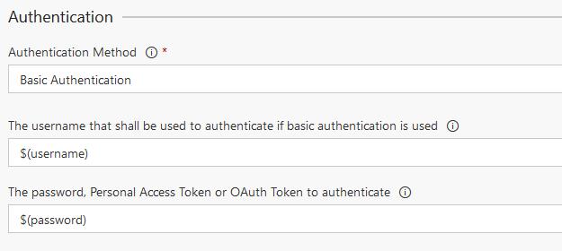 Use Alternate Credentials