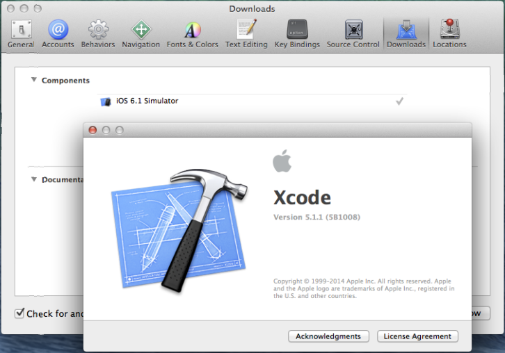 Install Xcode   appium