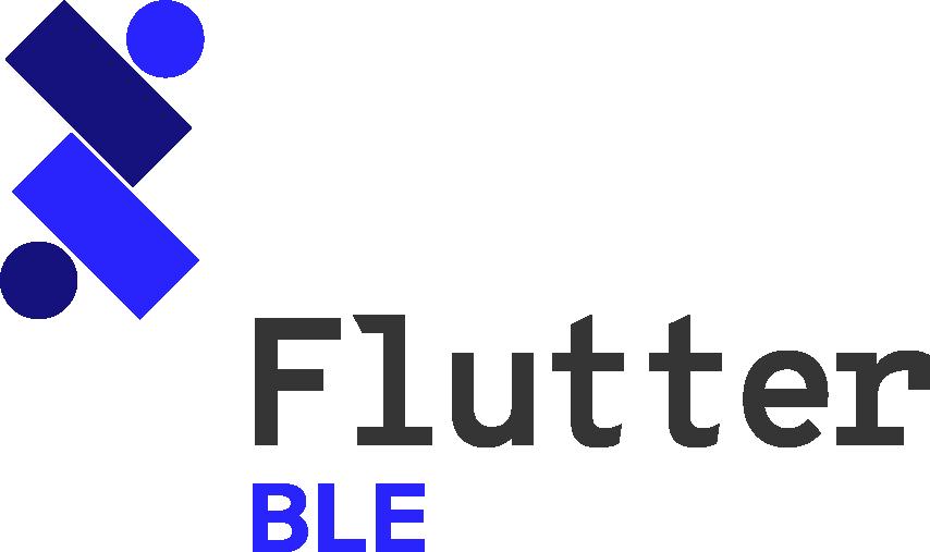 Flutter BLE library logo