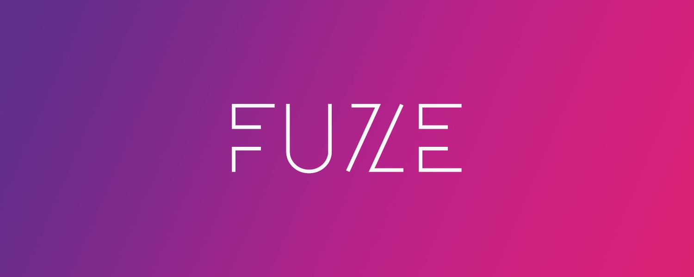 Fuze - CSS Gradient Animator Banner