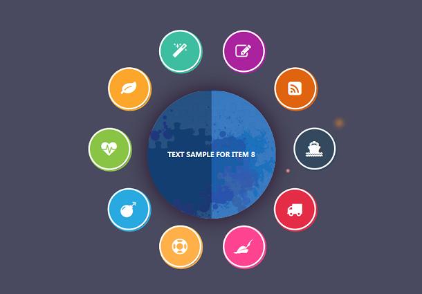 jquery-circle-rotate-menu