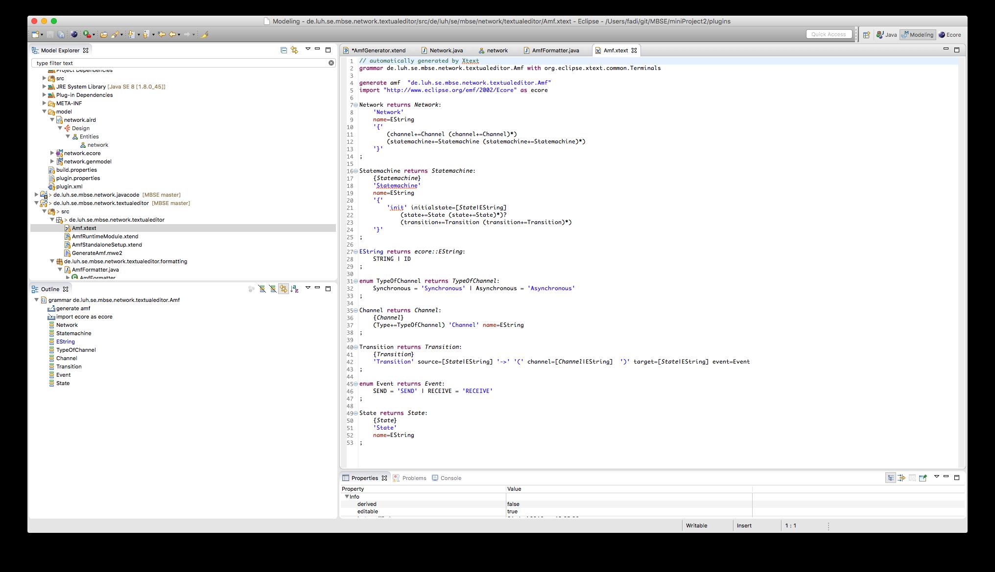 GitHub - iFadi/MBSE: Model-Based Software Engineering SS2016