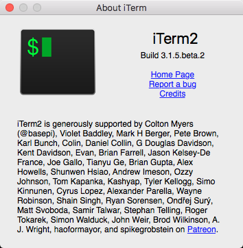 iTerm2( Build 3.1.5.beta.2).png