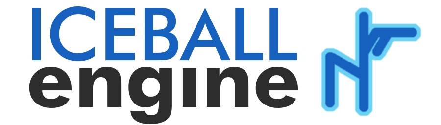 Iceball logo