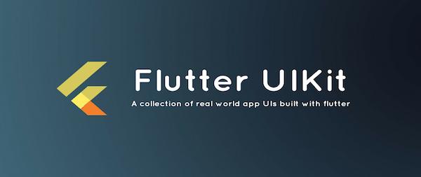 Flutter UIKit