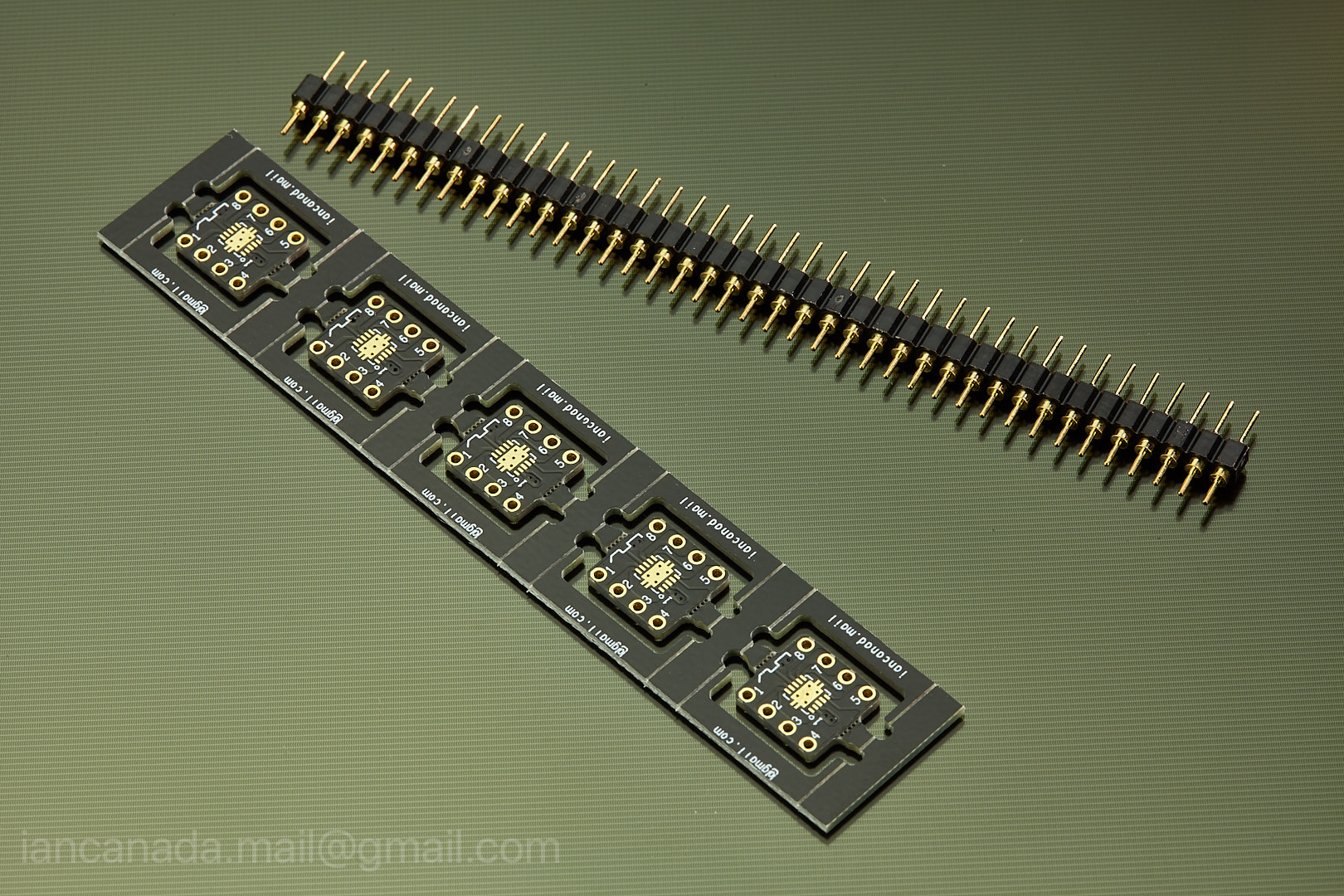 OPA1622 adapter
