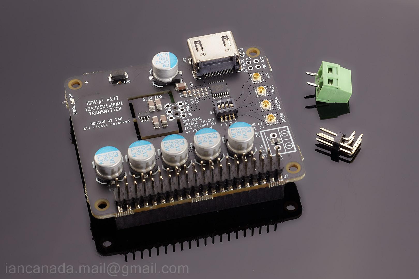 HDMIpi transmitter