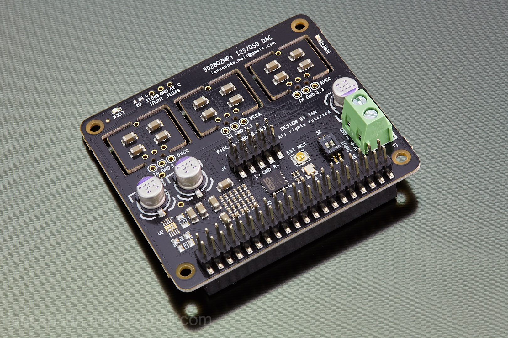 ES9028Q2M DAC HAT