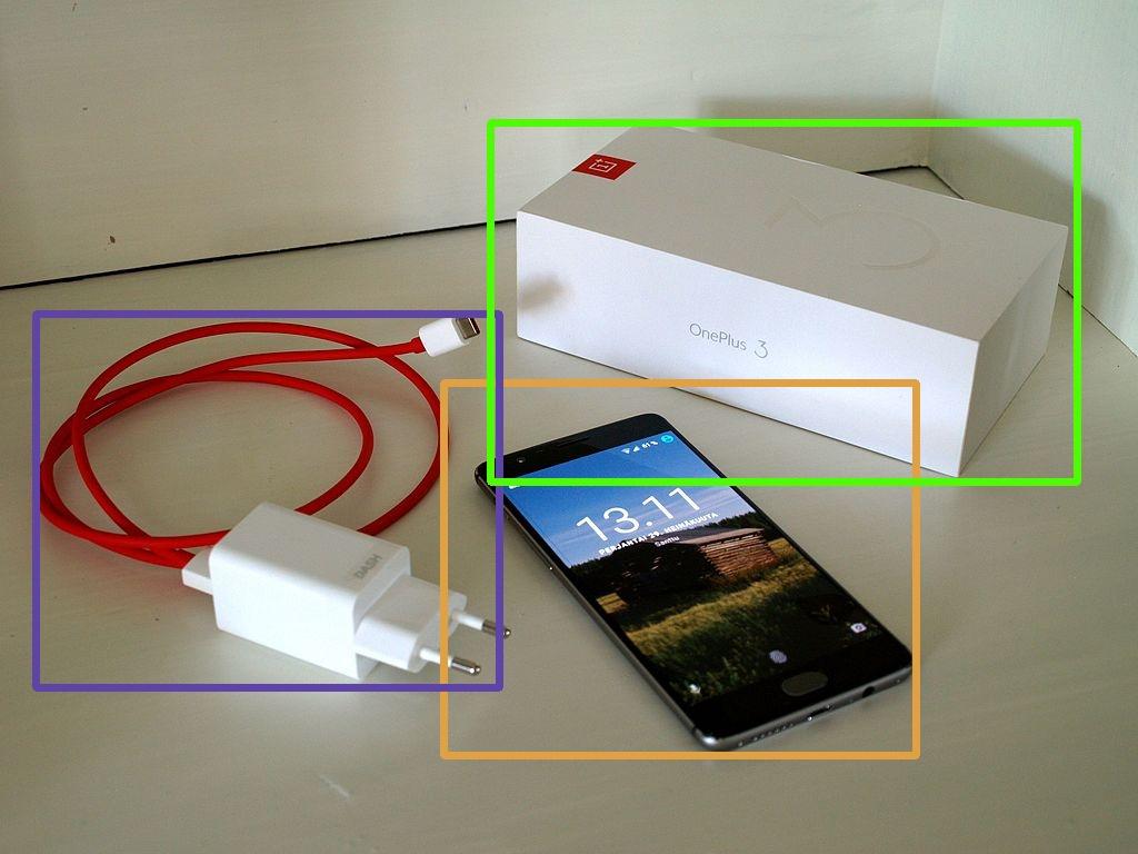 Phone accesories Tensorflow detection