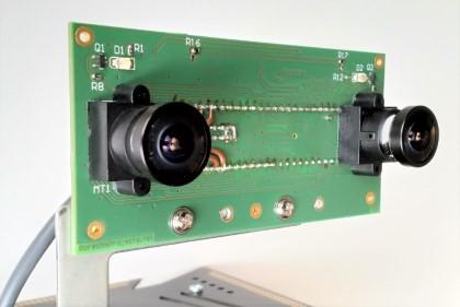 TeensyCam stereo camera module
