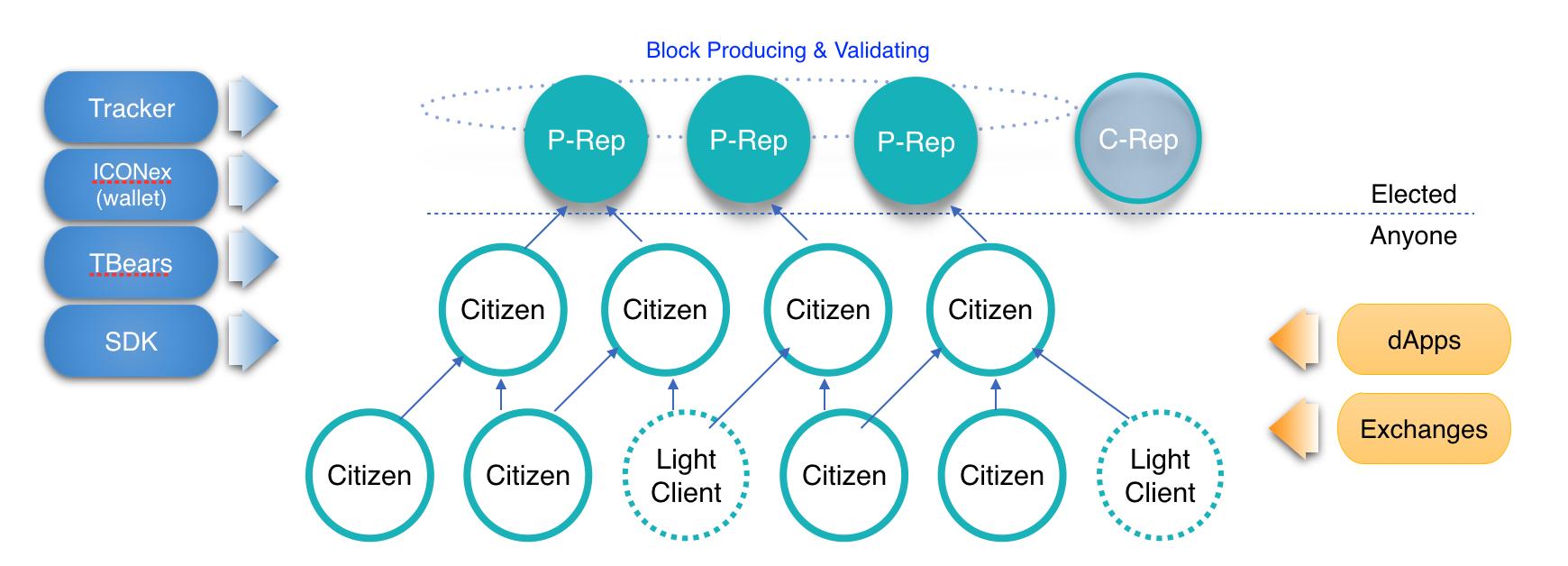 types of nodes