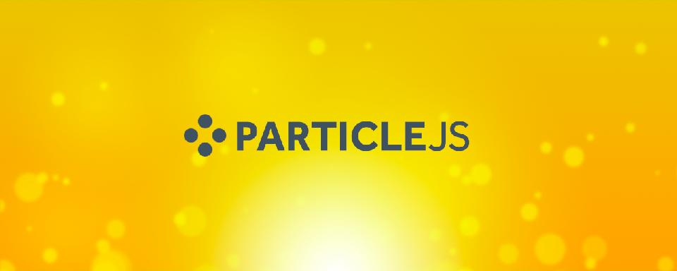 ParticleJS