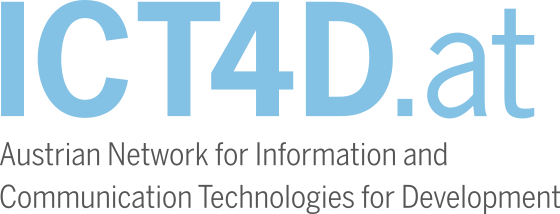 ICT4D.at Logo
