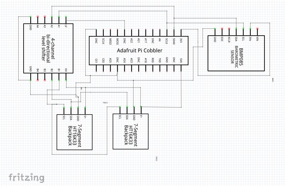Schematic wiring