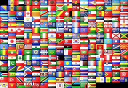 Flags sprite