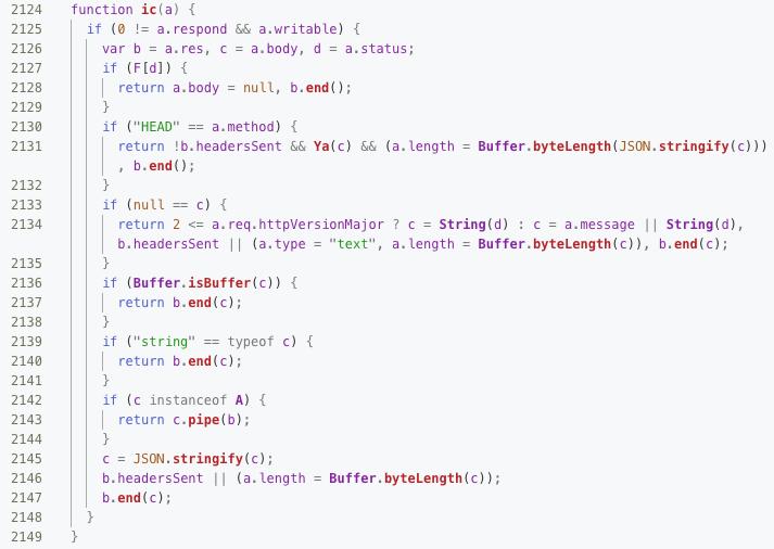 @Goa/Koa Compiled Source Code.