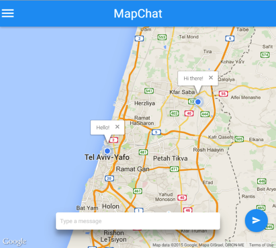 GitHub - idoco/map-chat: A super simple location based chat on
